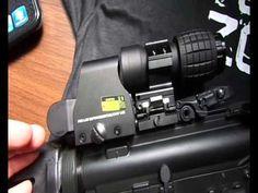 Customizando sua AEG gastando pouco! Colt M4 ARES SOPMOD. Airsoft Brasil...