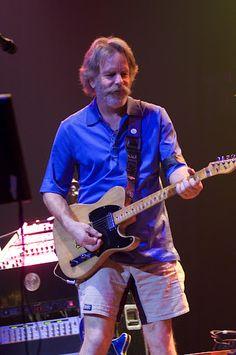 Bob Weir interview with HeadCount