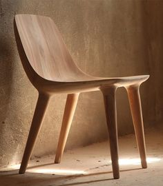 wooden chair | a simple yet modern chair design |www.bocadolobo.com/ #modernchairs #luxuryfurniture #chairsideas