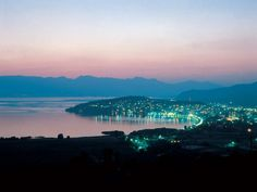 The city:Ohrid  Ohrid is undoubtedly one of the most attractive tourist cities in the country with population of 41.146 inhabitants .
