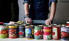 Top tomatoes: gourmet canned and jarred varieties tested | Life and style | The Guardian