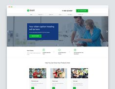hrms human resource management responsive template bootstrap