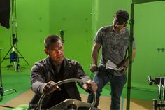 Sin City 2 - backstage pic