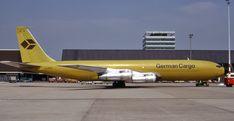 Boeing 707/720 Memories by Rob Hemelrijk: German Cargo