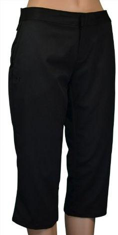 8695616f25f Under Armour Women s Golf UA Major Woven Capri « Clothing Impulse