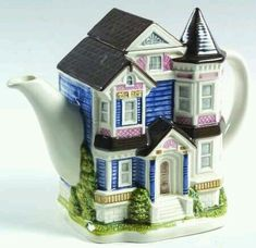 I had this teapot some time ago...
