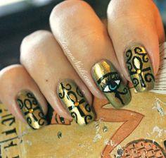 Nail Art Egypte   LizanaNails.com