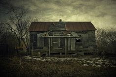 Tin Roof Rusted by J Scherr, via Flickr