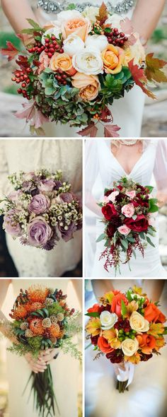 To help you choose your wedding bouquet, we have chosen 10 swoon worthy…