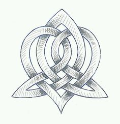 For Raquel and Heather to get in Scotland?  Celtic symbol for sisters.
