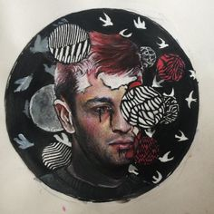 This is one of my favorite artists for Clique Art |-/