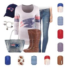 #Patriots!! Some ideas to match those Patriots outfits :)