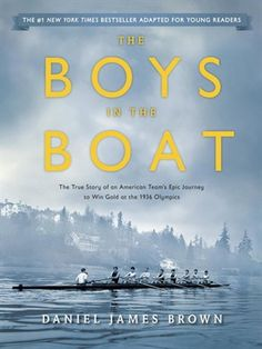 Everyone loves a story about an underdog but this rag tag team of mainly non-athletes got their act together and took on first, the elite east coast schools and then, the world to win the gold medal at the 1936 Olympics in Berlin. Author Daniel James Brown gives us a very personal look at what lengths this team had to get past to achieve greatness...  Full review : kimsbookstack.com Check out book : laketravislibrary.org