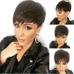 Pixie-Bangs-Haircut Best Short Haircuts You will Want to Try Cute Haircuts, Best Short Haircuts, Haircuts With Bangs, Pixie Bangs, Pixie Haircut For Thick Hair, Pixie Bob Hairstyles, Hairstyles Haircuts, Hairstyle Short, Short Hair Trends