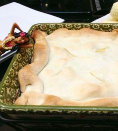 Aloha Super Chicken Pot Pie. Super Healthy. Super Simple. Kid & Hubby Approved.
