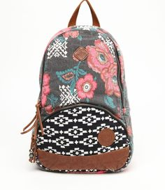 Roxy Great Outdoors Mini Backpack $44 #Twilight
