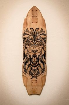 Landyachtz, always making such a classy board..almost don't want to ride it it's so pretty