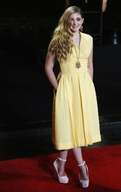 'Hunger Games: Catching Fire premiere Willow Sheilds
