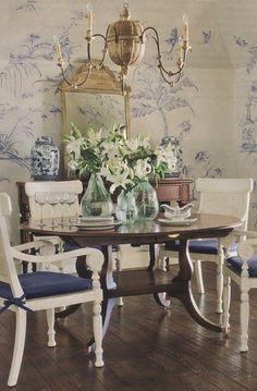 blue and white - Phoebe Howard