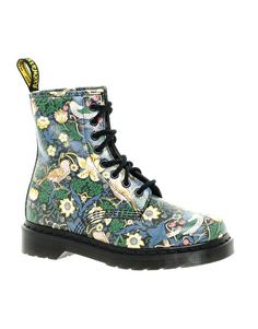 Utterly brilliant. I need these: Dr Martens Liberty London William Morris 8 Eye Boots via Asos.