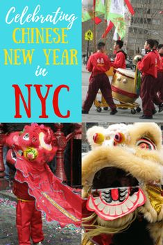 Looking for a fun winter adventure in the Northeastern US? Check out the Chinese New Year Festival in Chinatown NYC. This is a family-friendly event that everyone will love. #backroadramblers #NYC #Chinatown