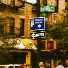 The Little Italy of the Bronx! The only place for any self-respecting Italian Filmmaker to live in NYC!