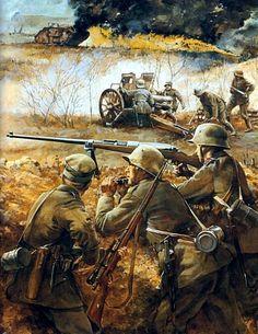 German Anti tank weapons 1918
