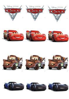 cars 3 birthday party