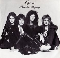 """Aug 24, 1975 – 40 years ago today, Queen started recording """"Bohemian Rhapsody"""" at Rockfield Studios in Monmouth, Wales; the song was recorded over three weeks."""