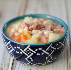 Best Hearty Navy Bean Soup