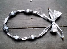 Tara St. James recycled zipper jewelry