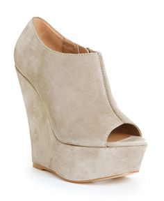 Winter wedges... Need a new pair of these since the heel broke off of one of mine :(