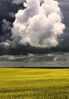 ✯ Storm Clouds - Saskatchewan, Canada