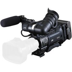 JVC ProHD Camcorder/XT20SX47BRM with ENG Lens