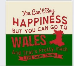 Yep - moving from England to Wales was the best decision ever. Wales Language, Welsh Words, Welsh Sayings, Wales Rugby, Celtic Nations, Welsh Dragon, Visit Wales, England, New Quotes