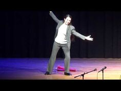 2017 LHS TALENT SHOW 19 HEATHER GILMORE, TAP DANCING - YouTube