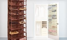 Groupon - $ 19.99 for an Over-the-Door Shoe Organizer. Four colors available. ($ 35 List Price). Free Shipping and Returns.. Groupon deal price: $19.99