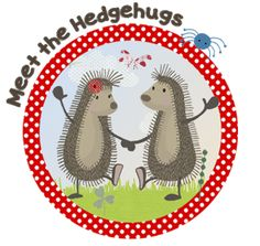 Meet Horace and Hattie the adorable Hedgehogs from the popular Hedgehugs books.