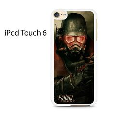 Fallout New Vegas Ipod Touch 6 Case