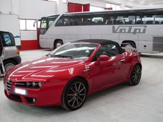 Alfa Romeo Spider 3.2 V6 Mille Miglia (2008)