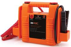 RAC 400 Amp Jump Starter: Compact and easy to use recharges from 230v mains adapter or via the car battery. Comes with battery status LED indicator wityh dual 12V DC output sockets.  http://www.hilka.co.uk/product_detail.asp?s=RAC-HP082