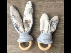 Tuto facile débutant (vidéo et photos): coudre en 5 min un petit anneau de dentition avec des oreilles (jouet pour bébé) Crochet Stitches, Crochet Hooks, Sewing Online, Crochet Supplies, Baby Couture, Single Crochet Stitch, Baby Afghans, Baby Boy, Style