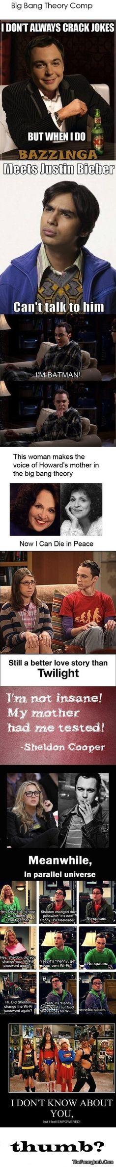 Gotta love Big Bang theory
