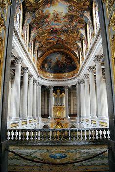 France, Ville de Versailles - Chateau de Versailles
