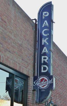 Packard Sign | Lodi, CA