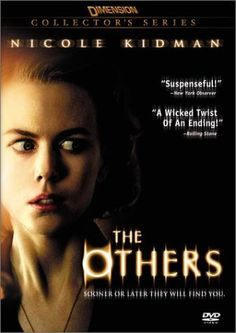 Digerleri - The Others - 2001 - BRRip Film Afis Movie Poster