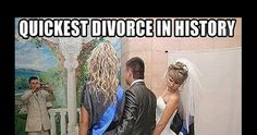 Divorce is never funny, until it is. Here are some of the most pathetic divorce FAILS in the world. People Failing, Stupid People, Crazy People, Real Facts, Funny Facts, Funny Images, Funny Photos, Funny Inspirational Quotes, Day Of My Life