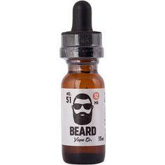 Beard Vape Co. - No. 51 eLiquid
