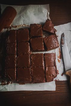 gr - Food that makes me happy -Myblissfood. Chocolate Frosting, Chocolate Brownies, Food N, Food And Drink, Make Me Happy, Lunch Recipes, Ethnic Recipes, Sweet, Desserts