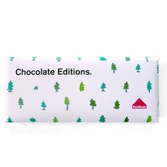 Chocolate  Trail Bar packaging simple design. to order it, contact us.  #emballage #chocolat #chocolate #packaging #emballage #souple #flexible #packaging